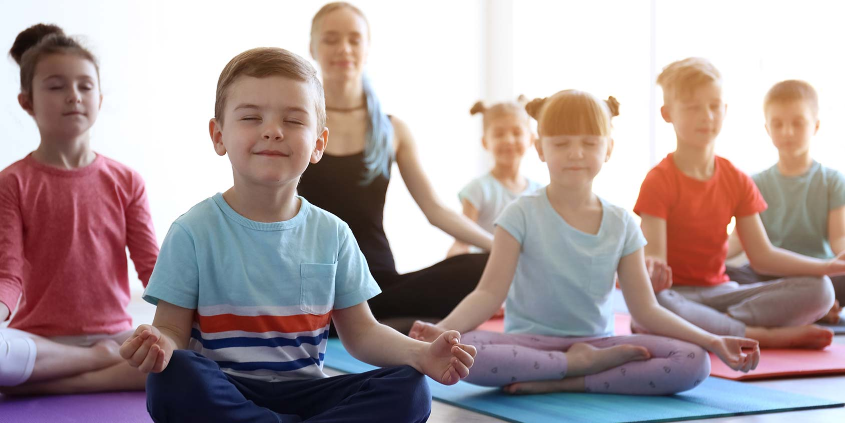 Mid Summer Yoga Camp for Kids